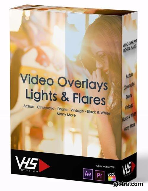 VHS Studio - VHS Lights & Flares Package