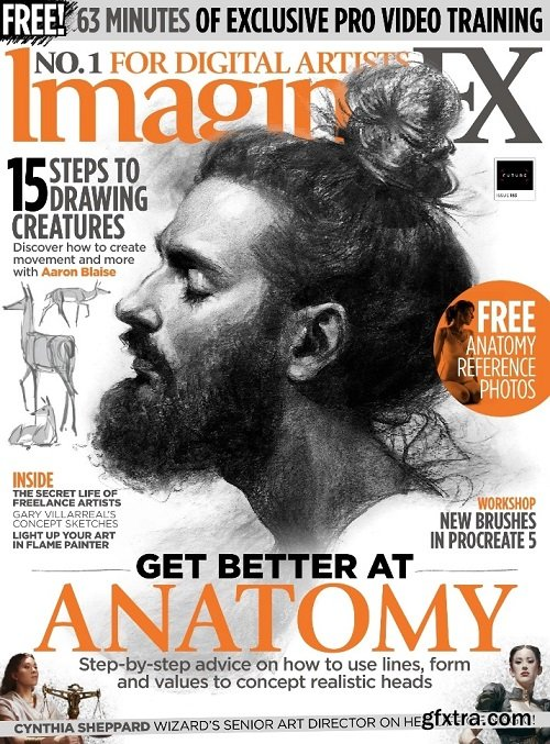 ImagineFX - Issue 183 - February 2020