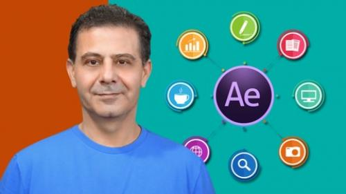 Udemy - After Effects CC Expressions: Animated Infographics Design