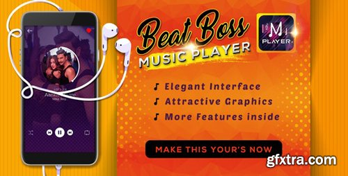 CodeCanyon - Beat Boss : Music Players v1.0 - 25125628