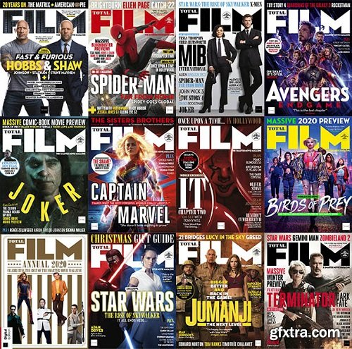 Total Film - 2019 Full Year Issues Collection