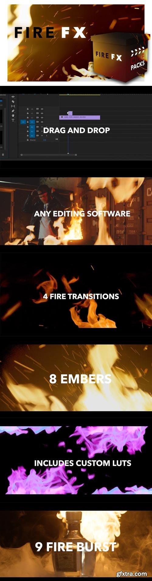 CinePacks - Fire Fx