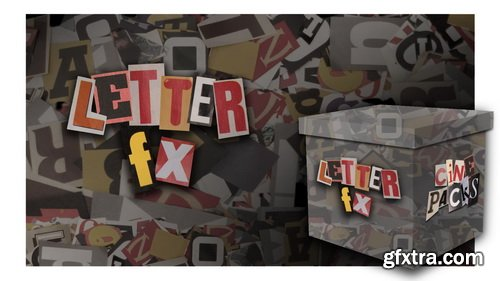 CinePacks - Letter FX