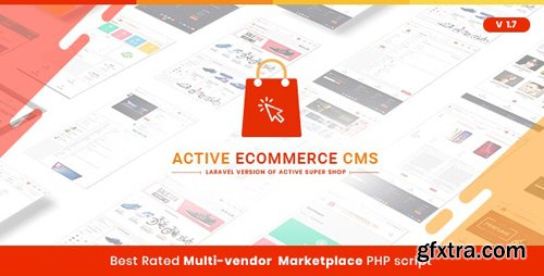CodeCanyon - Active eCommerce CMS v1.7 - 23471405 - NULLED