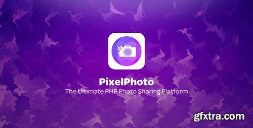 CodeCanyon - PixelPhoto v1.3 - The Ultimate Image Sharing & Photo Social Network Platform - 22293358 - NULLED