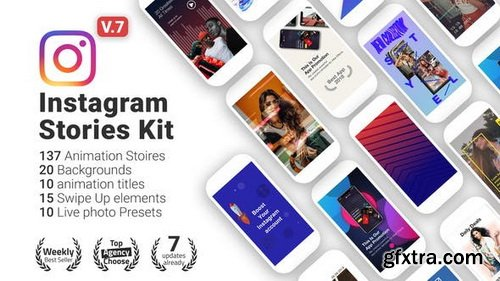 Videohive - Instagram Stories V7 - 22195723