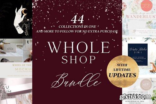 CM - WHOLE SHOP BUNDLE - Lifetime Updates - 4419103