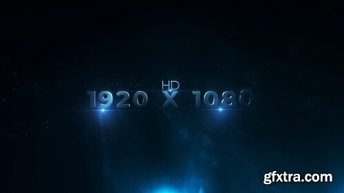 Videohive - Atmospheric Particles Titles - 22959052