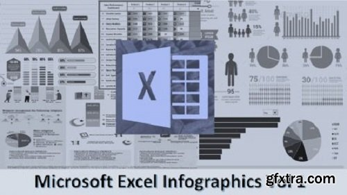 Microsoft Excel Infographics Masterclass Vol 1