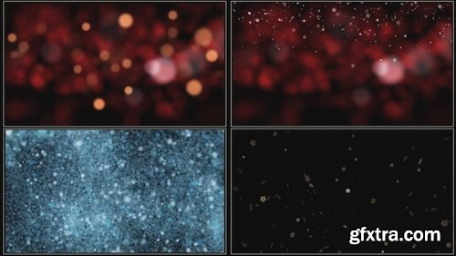 Videohive - Christmas Elements 3 - 21112263