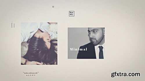Videohive - Minimal Slideshow - 23794087