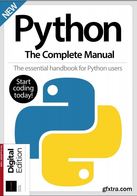Python The Complete Manual - 8th Edition, 2019