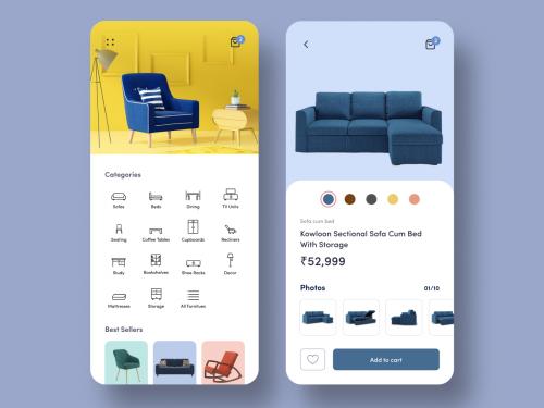 Furniture Store App - furniture-store-app