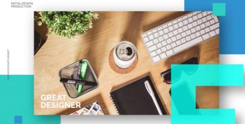 Videohive - Minimal Corporate Slideshow