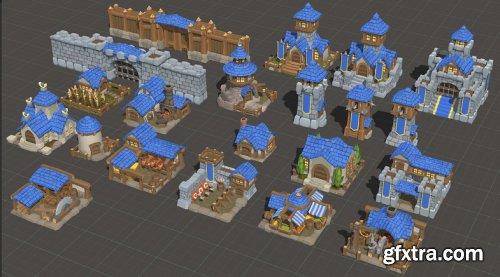 Toony Tiny RTS Set