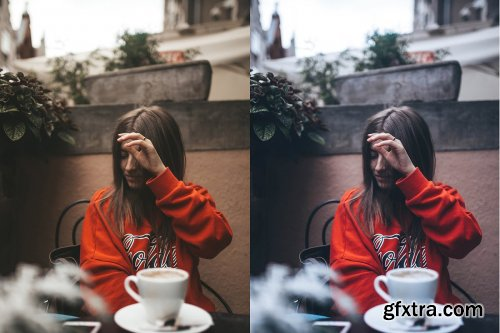 CreativeMarket - Instagram Lightroom Presets 4108675