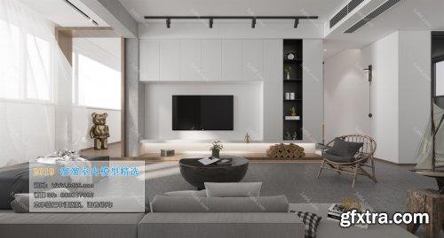 Modern Style Livingroom 378 (2019)