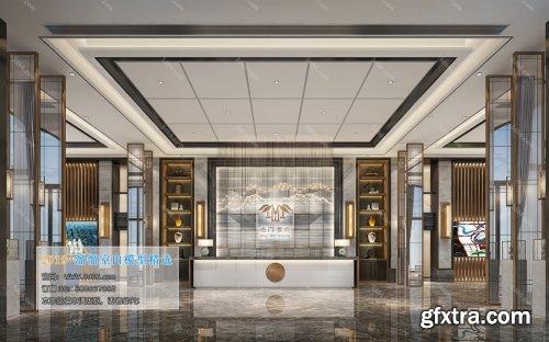 Modern Lobby & Reception 55 (2019)