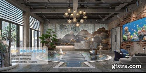 Modern Lobby & Reception 56 (2019)