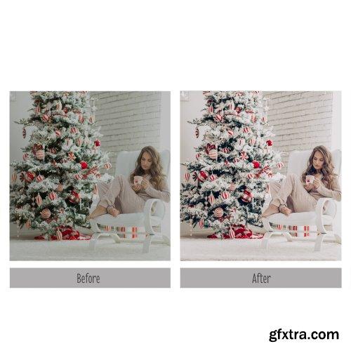 CreativeMarket - Christmas Lightroom Presets 4319890