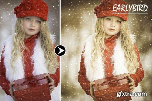 CreativeMarket - XmasDelight - 100 Lightroom Presets 4346734