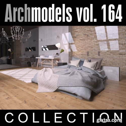 Evermotion - Archmodels vol. 164