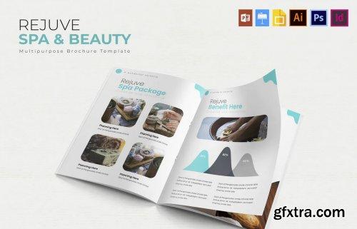 Redjuve Spa and Beauty | Proposal