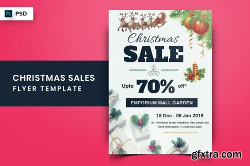 Christmas Offer Sales Flyer-01