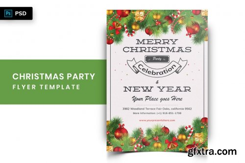 Christmas Party Flyer-04