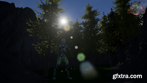 Multiplayer Survival Game Template for UE4