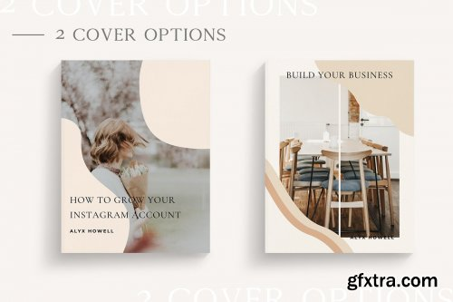 CreativeMarket - Mulberry Workbook CANVA 4360040