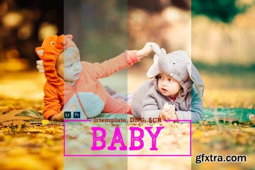 CreativeMarket - Baby LR Mobile and ACR Presets 4170153