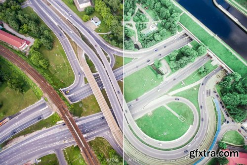 CreativeMarket - Aerial LR Mobile and ACR Presets 4170038