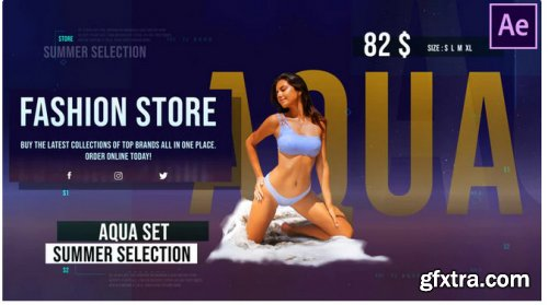 Fashion Store - After Effects 314073