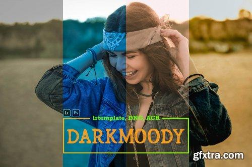 CreativeMarket - Darkmoody LR Mobile and ACR Presets 4170750