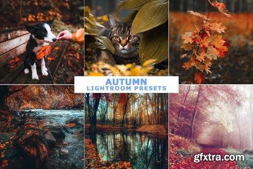 CreativeMarket - Autumn Lightroom Presets 4162313