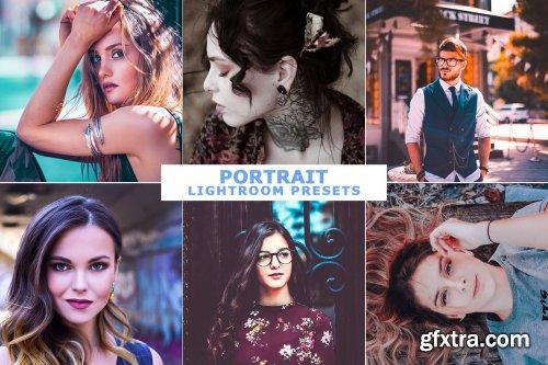 CreativeMarket - Portrait Lightroom Presets 4172649