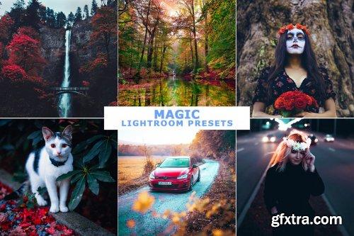 CreativeMarket - Magic Lightroom Presets 4264332