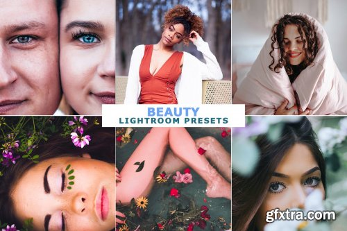 CreativeMarket - Beauty Lightroom Presets 4341577