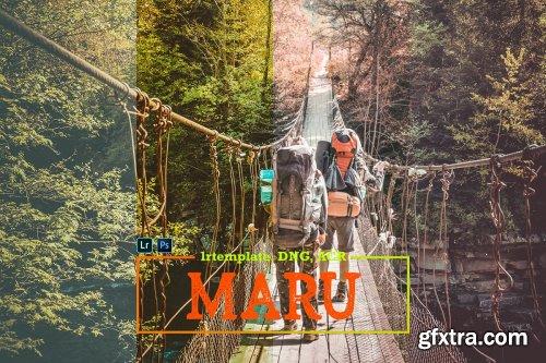 CreativeMarket - Maru LR Presets for Mobile + Desktop 4171069