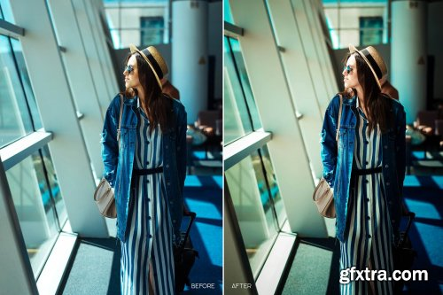 CreativeMarket - Paparazzi LR Mobile and ACR Presets 4171417