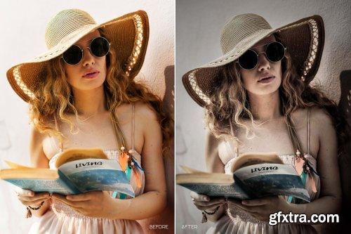 CreativeMarket - Portrait LR Mobile and ACR Presets 4171612