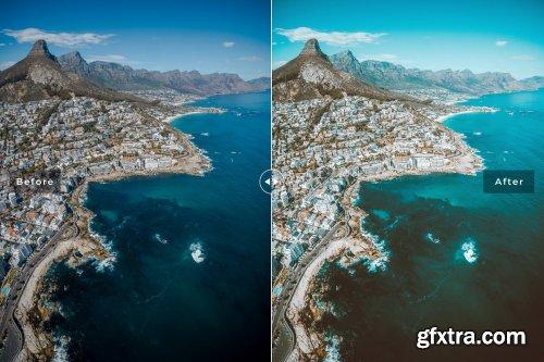 CreativeMarket - Cape Town Lightroom Presets 4372808