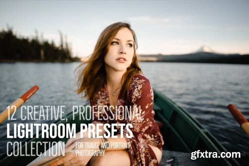 CreativeMarket - Lightroom Presets Collection 4317397