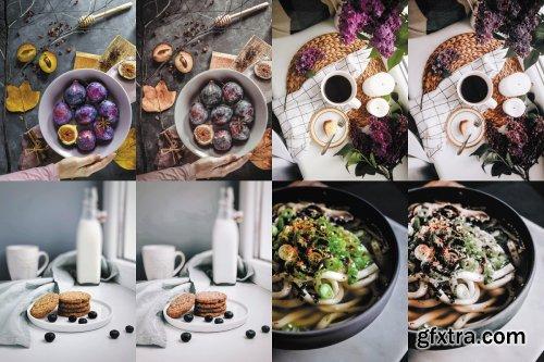 CreativeMarket - 58. Rustic Food 4218952