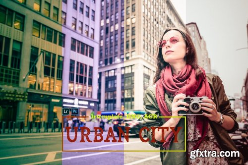 CreativeMarket - Urban City LR Mobile and ACR Presets 4171688