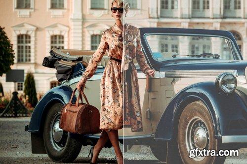 CreativeMarket - Vintage Mobile LR and ACR Presets 4171692