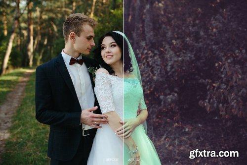 CreativeMarket - Wedding LR Mobile and ACR Presets 4171693