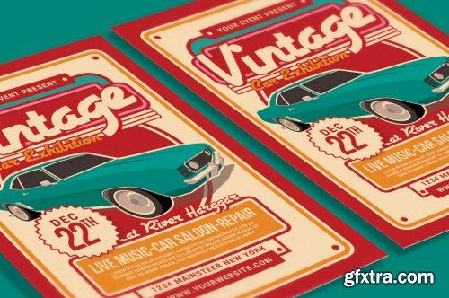 Vintage Car Exhibition