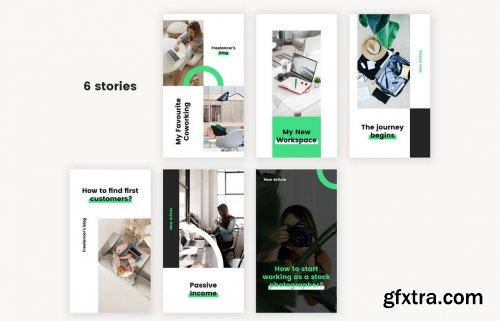 Instagram Stories Kit (Vol.42)